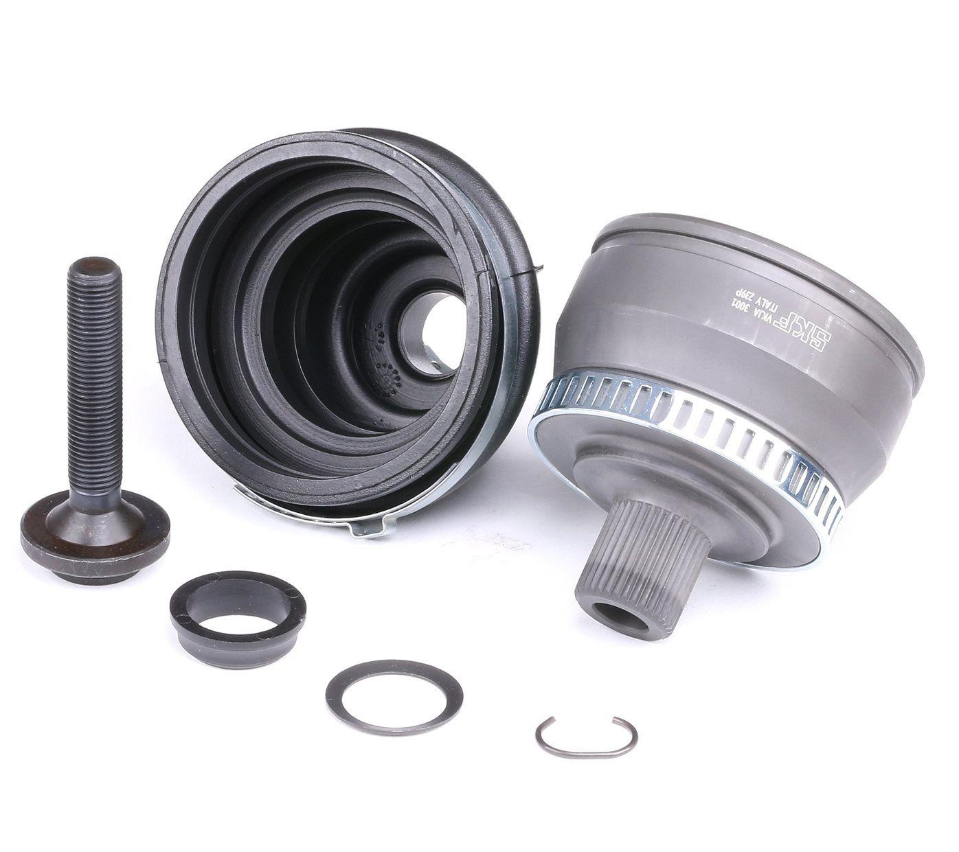 SKF: Original Antriebswellen & Gelenke VKJA 3001 (Außenverz.Radseite: 33, Innenverz. Radseite: 30, Zähnez. ABS-Ring: 45)