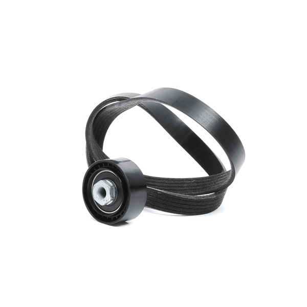 RIDEX 542R0659 Keilrippenriemensatz Twingo c06 1.2 2006 58 PS - Premium Autoteile-Angebot