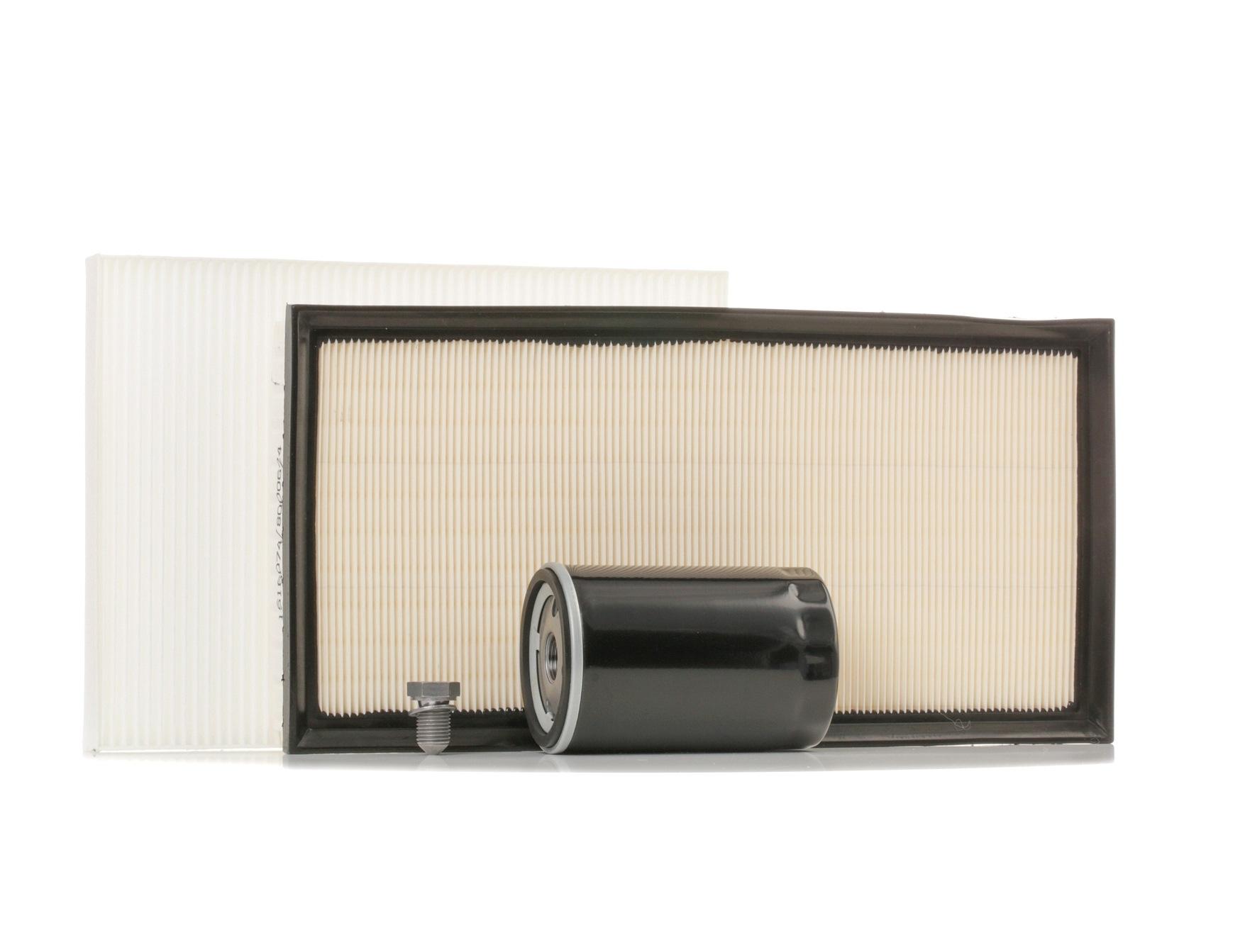 Kit filtri 4055F0280 RIDEX — Solo ricambi nuovi