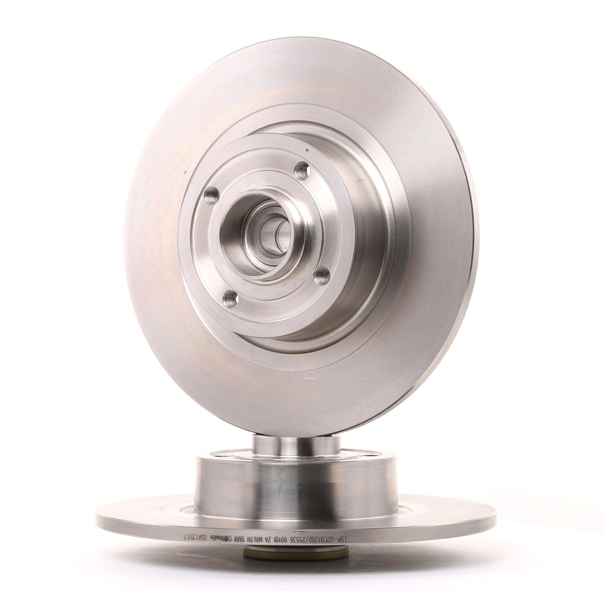 Achetez Disque de frein BREMBO 08.A135.17 (Ø: 270mm, Nbre de trous: 4, Épaisseur du disque de frein: 10mm) à un rapport qualité-prix exceptionnel