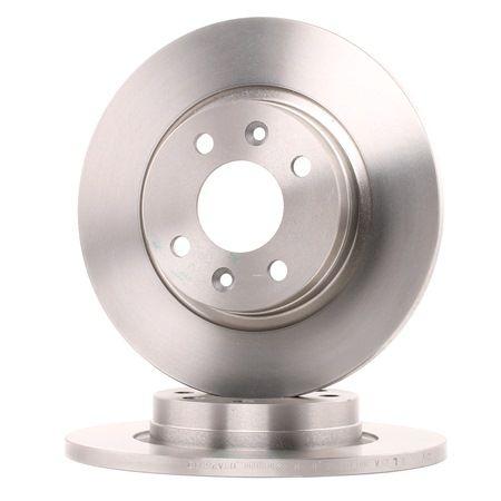 BREMBO 08A26810 Wellendichtring, Schaltgetriebe Twingo c06 1.2 16V 2003 75 PS - Premium Autoteile-Angebot