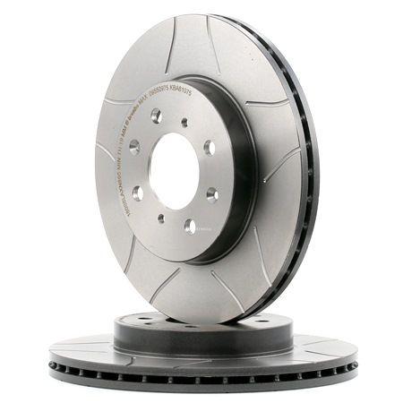 Купете BREMBO BREMBO MAX LINE спирачен диск 09.5509.75 евтино