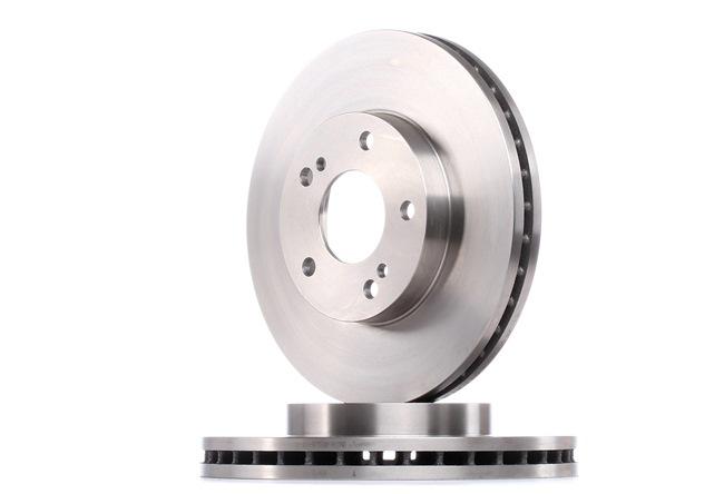 BREMBO: Original Scheibenbremsen 09.5931.10 (Ø: 280mm, Lochanzahl: 5, Bremsscheibendicke: 30mm) mit vorteilhaften Preis-Leistungs-Verhältnis