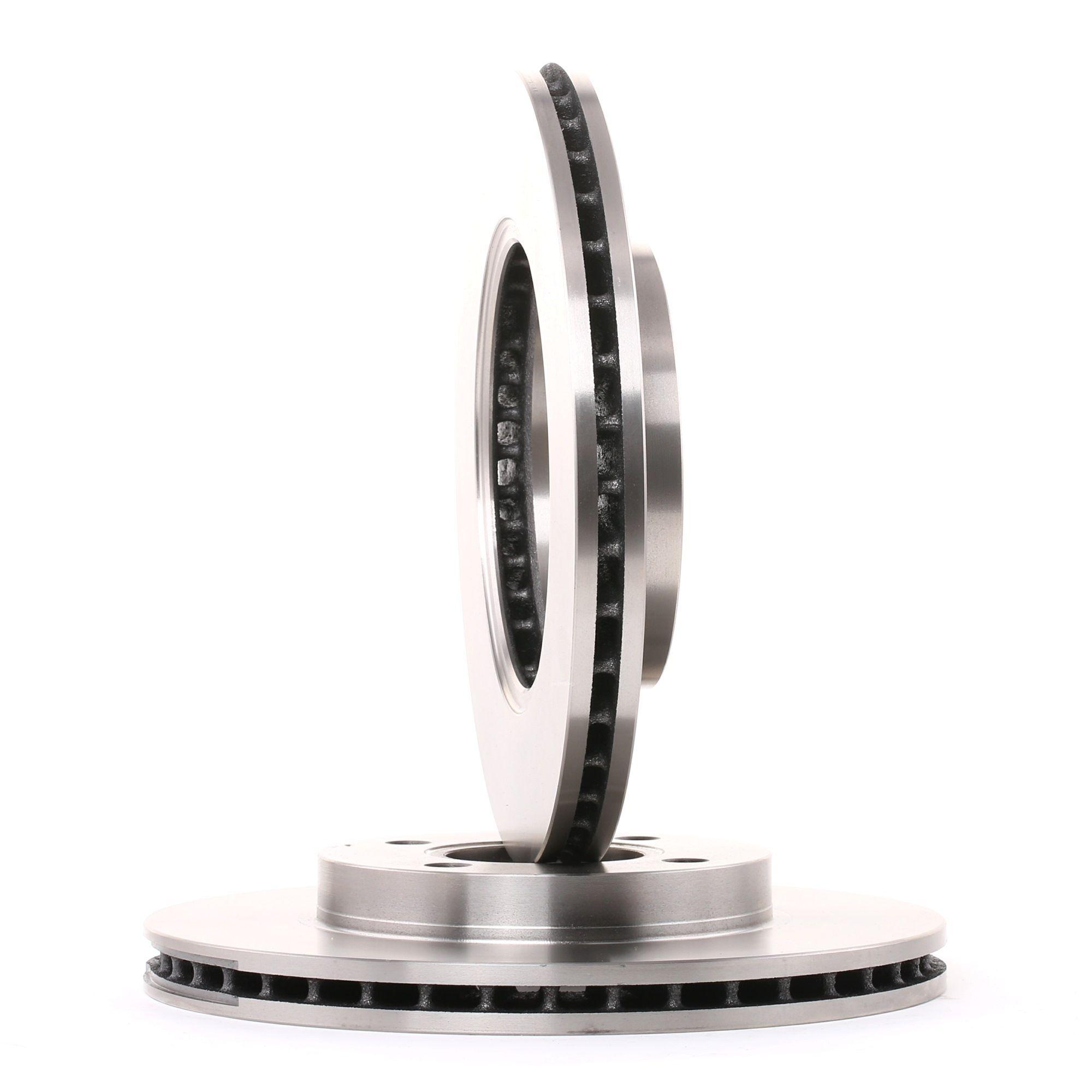 Купете 09.7806.14 BREMBO вътрешновентилиран Ø: 258мм, брой на дупките: 4, дебелина на спирачния диск: 22мм Спирачен диск 09.7806.14 евтино