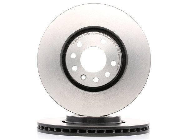 BREMBO Brake Disc 09.9369.11