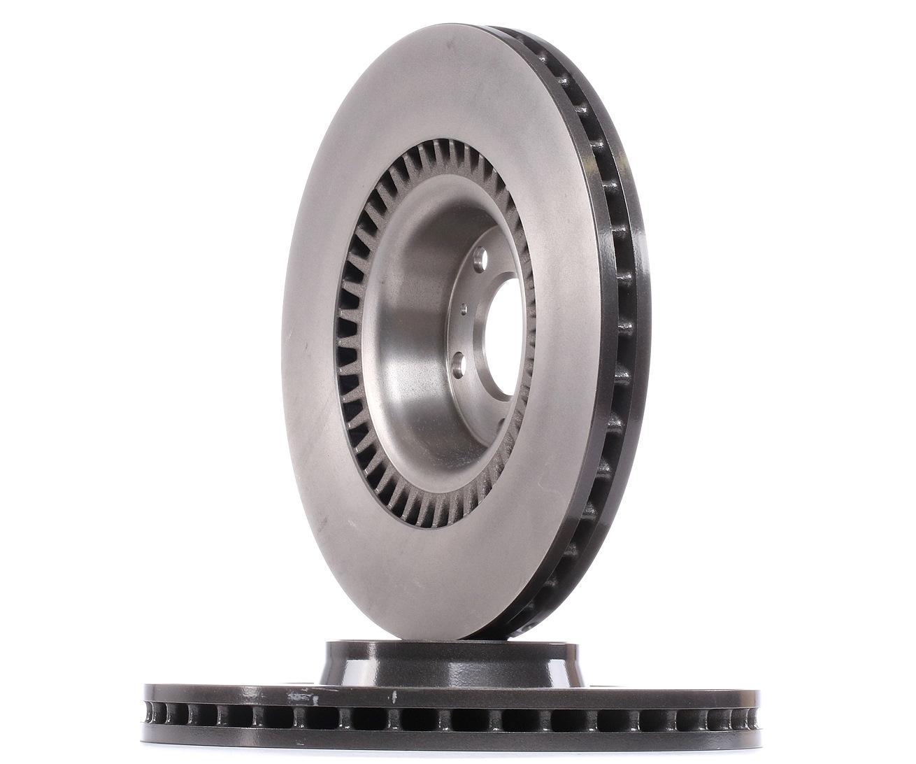 VW PHAETON 2012 Tuning - Original BREMBO 09.9915.11 Ø: 360mm, Lochanzahl: 5, Bremsscheibendicke: 34mm