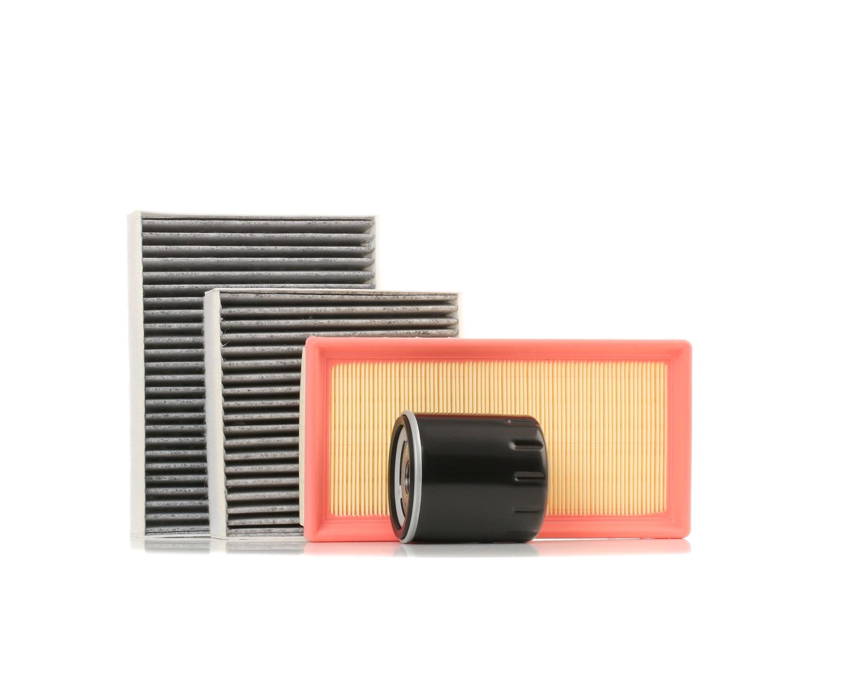 Kit tagliando 4055F0572 RIDEX — Solo ricambi nuovi