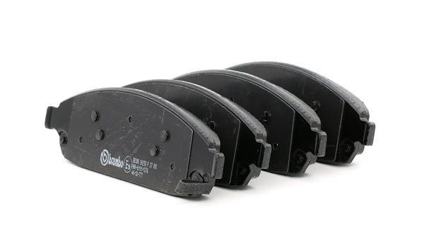 Bremsbelagsatz, Scheibenbremse P 37 010 — aktuelle Top OE 05080868AB Ersatzteile-Angebote