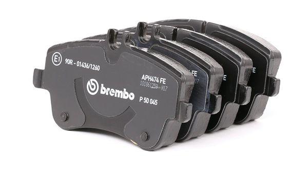 Brembo P50045 Pastiglia Freno Disco Anteriore