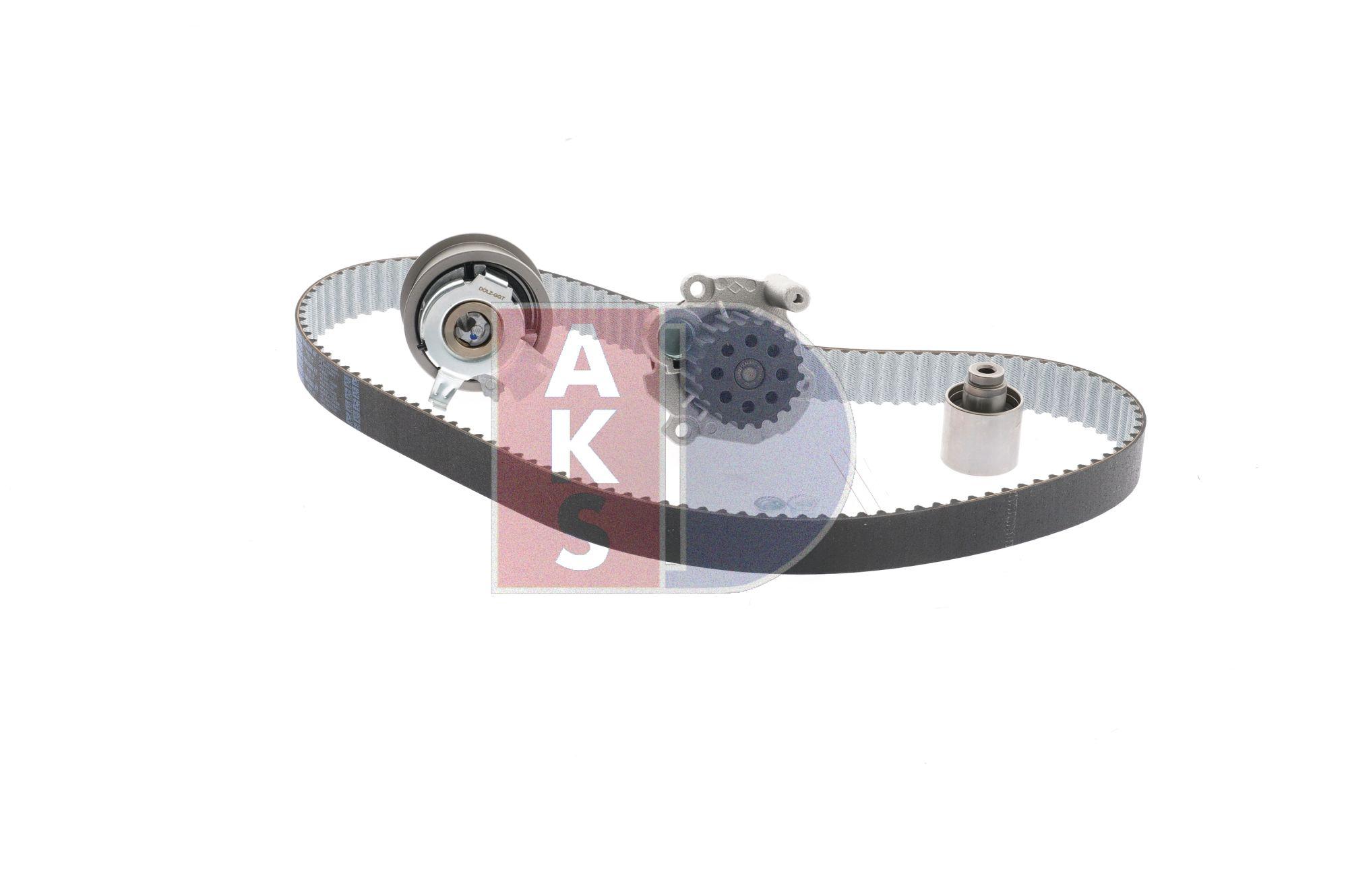 AKS DASIS: Original Zahnriemen mit Wasserpumpe 570286N (Breite: 30,0mm)