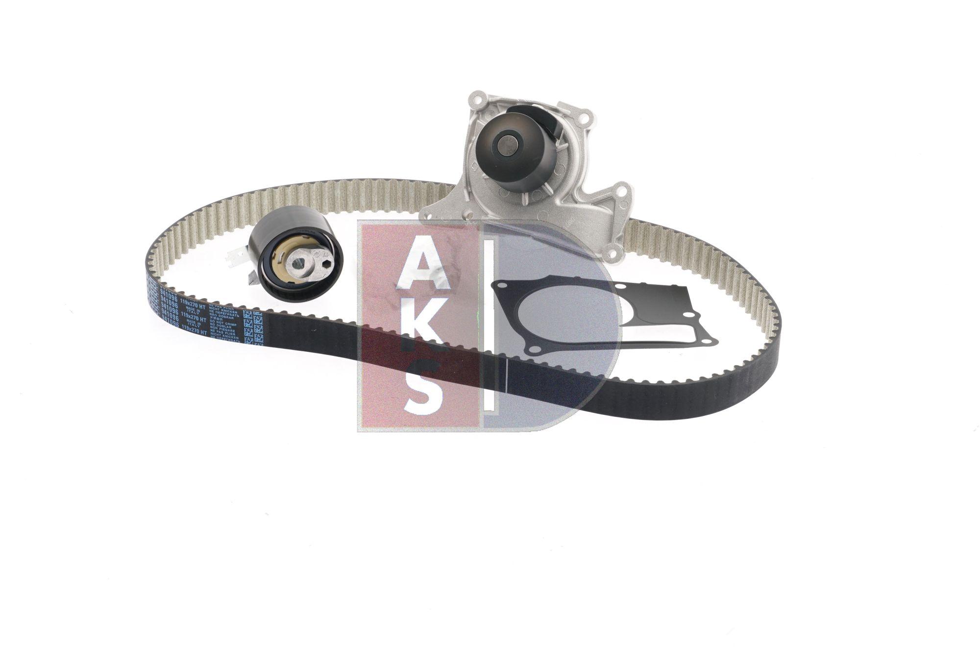 Originales Bomba de agua + kit de distribución 570343N Mercedes