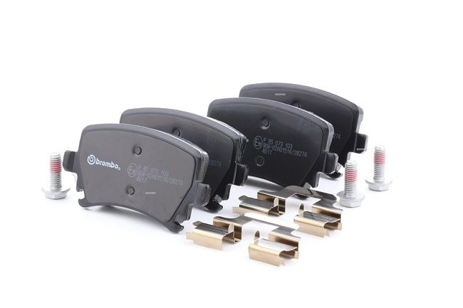 BREMBO Brake Pad Set, disc brake P 85 073