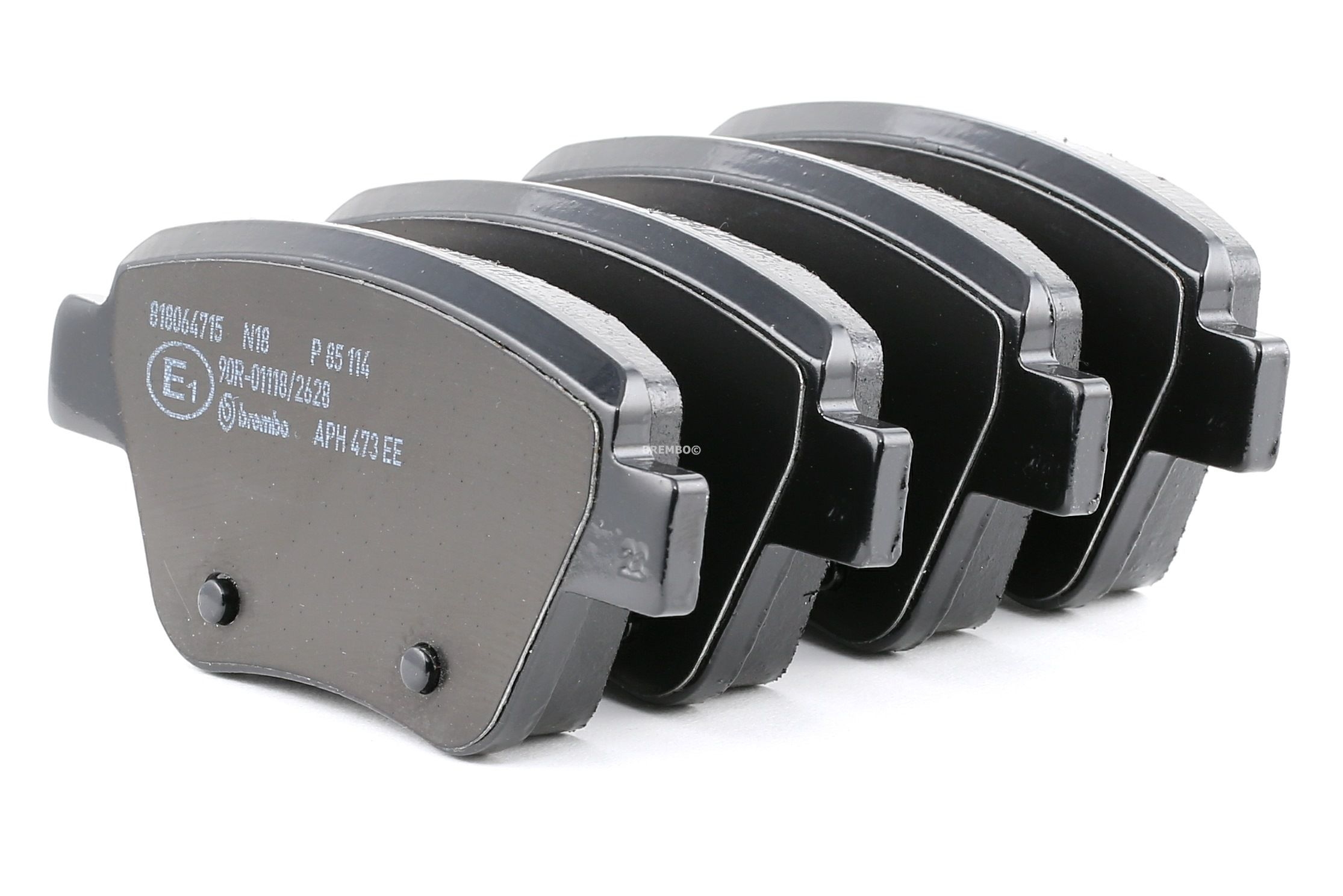 Buy original Brake pad set disc brake BREMBO P 85 114