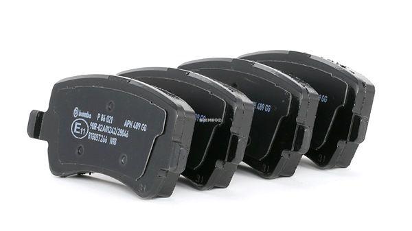 Original Disk pads P 86 021 Land Rover
