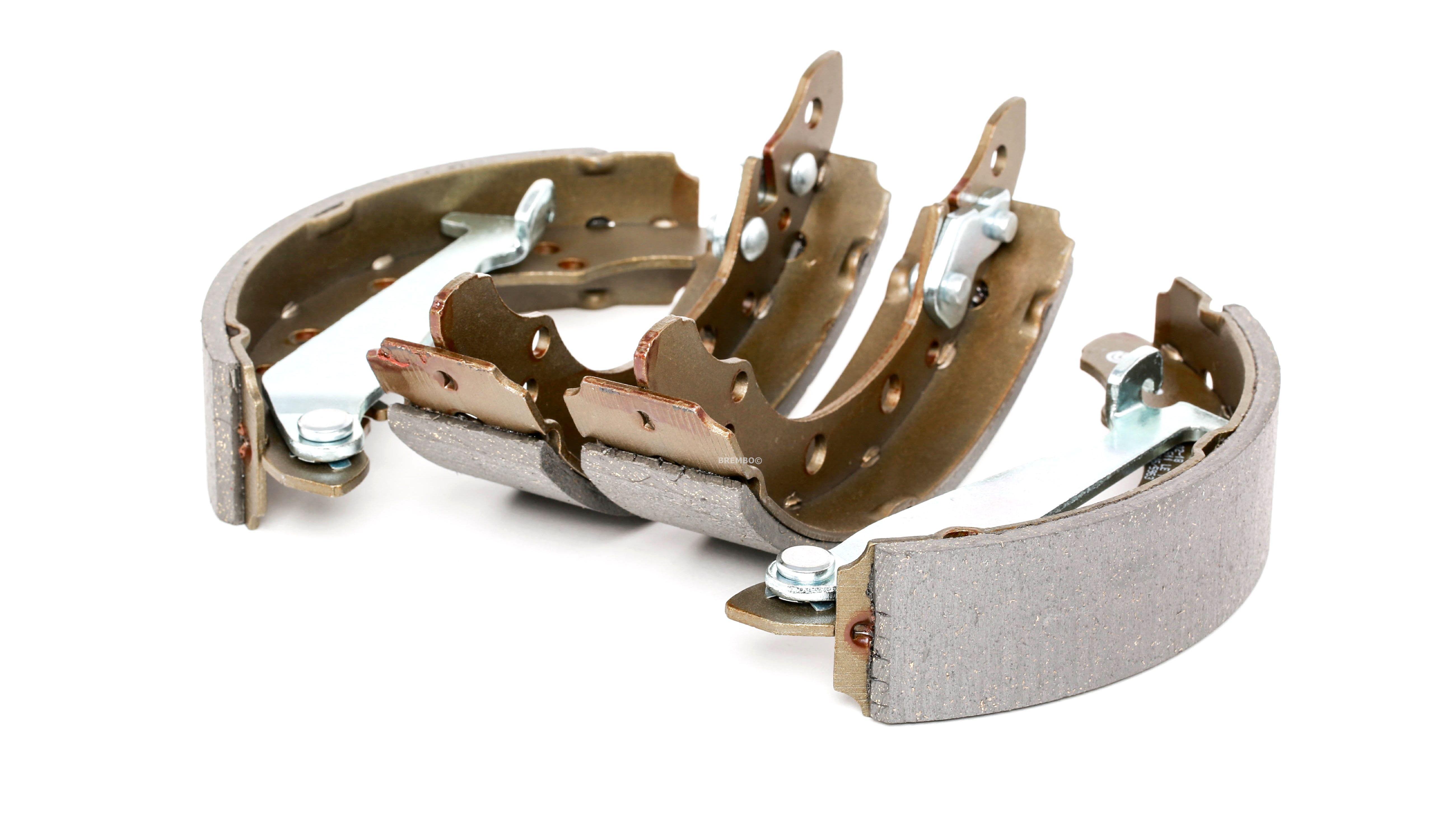 Original PORSCHE Bremsbeläge für Trommelbremsen S 85 511