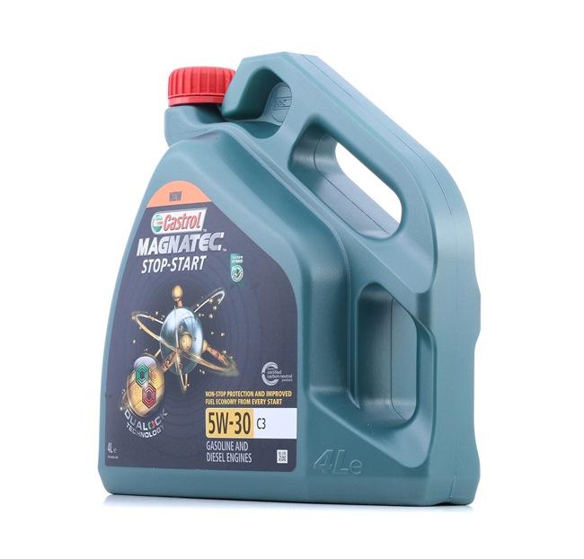 5W 30 Auto Öl - 4008177160295 von CASTROL im Online-Shop billig bestellen