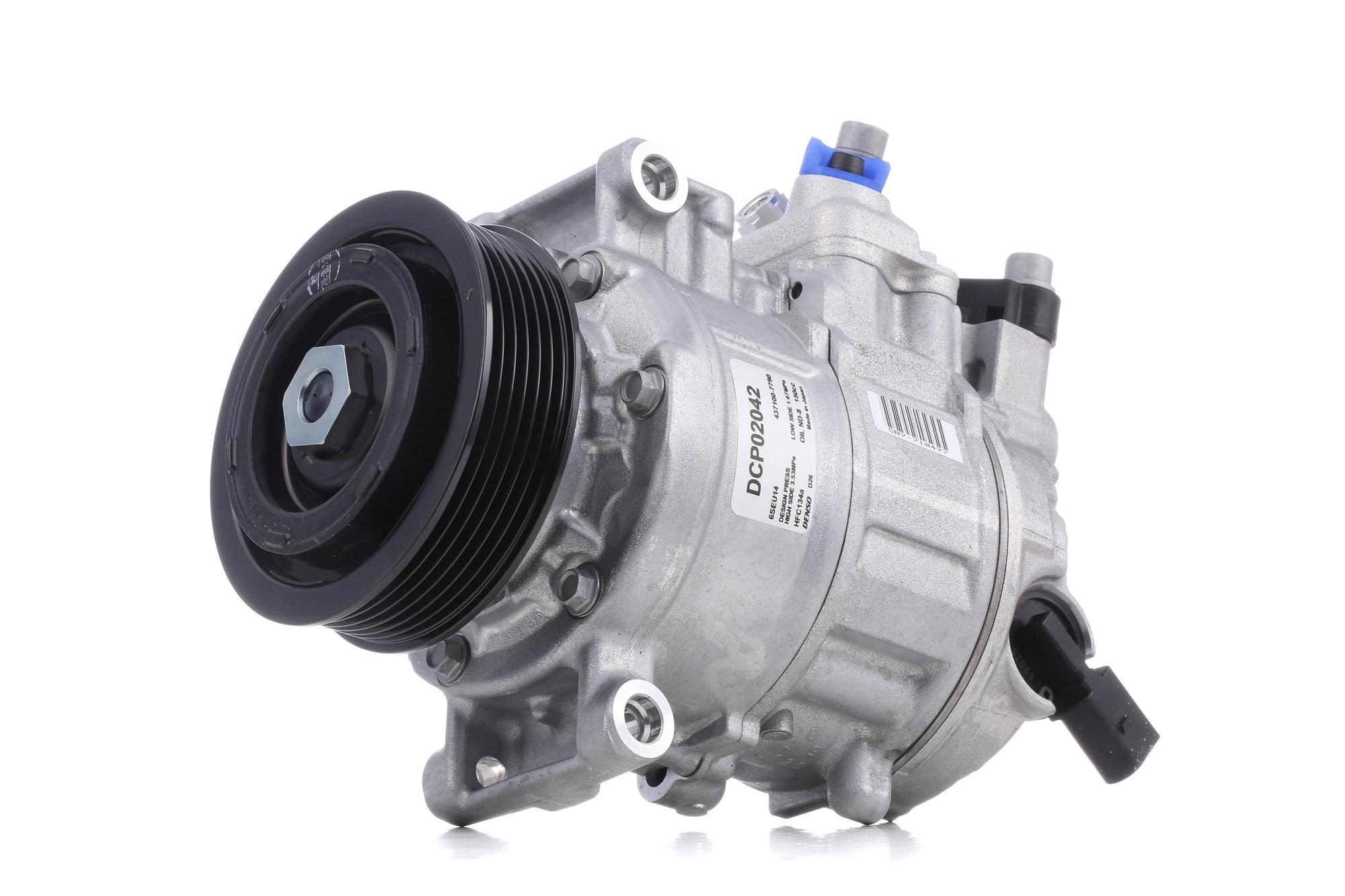 Klimakompressor DCP02042 Audi A5 2009