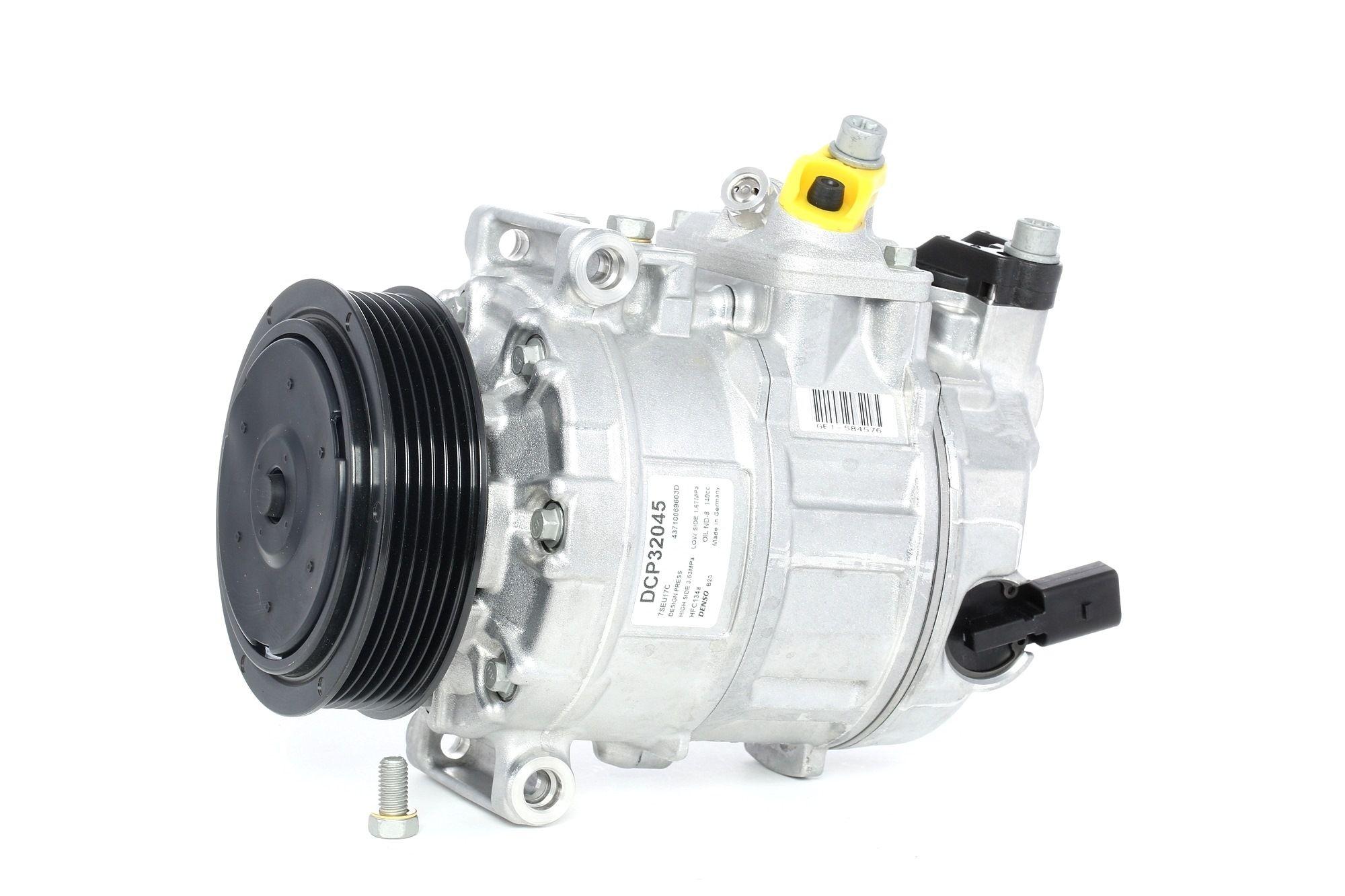 Kompresor klimatizácie DCP32045 AUDI Q3 v zľave – kupujte hneď!