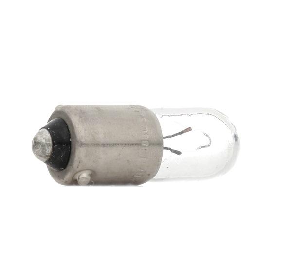 T5W OSRAM ORIGINAL Sockelglödlampa, 12V, 5W Glödlampa, innerbelysning 3860 köp lågt pris