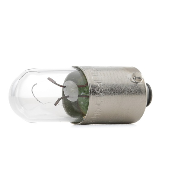 PHILIPS Glödlampa, blinker T4W, BA9s, 12V, 4W 12929CP