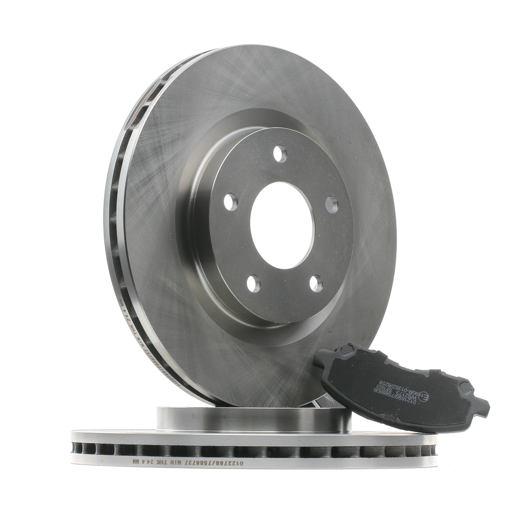 JEEP WILLYS Bremsen Kit - Original STARK SKBK-10991160 Ø: 294mm, Bremsscheibendicke: 26mm