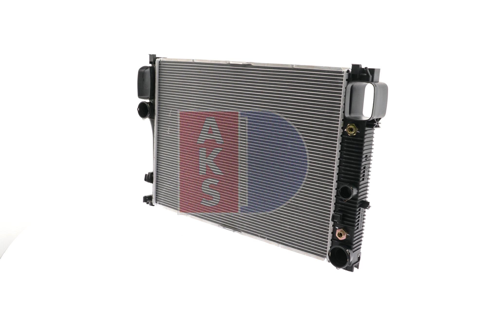 120057N AKS DASIS Kühlrippen gelötet, Aluminium Netzmaße: 638x445x34 Kühler, Motorkühlung 120057N günstig kaufen