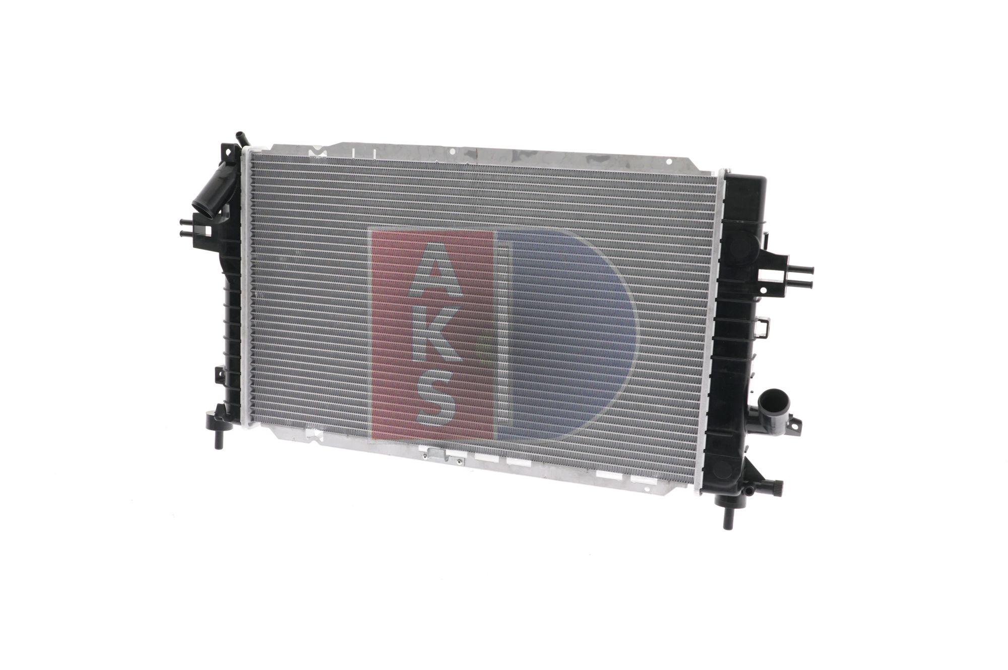 Kühler Motorkühlung 150063N Opel ASTRA 2014