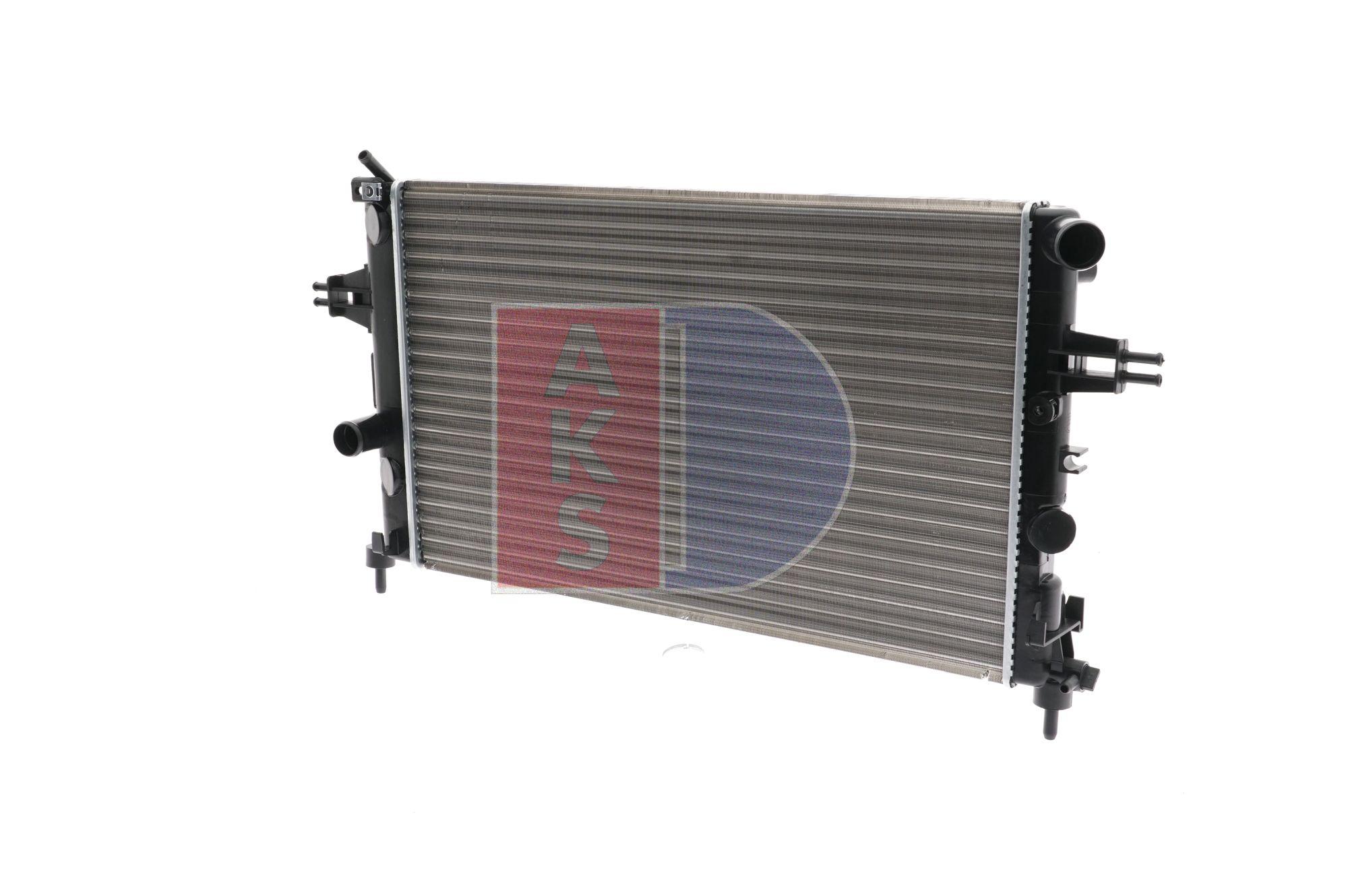 Originales Radiador refrigeración del motor 151670N Opel