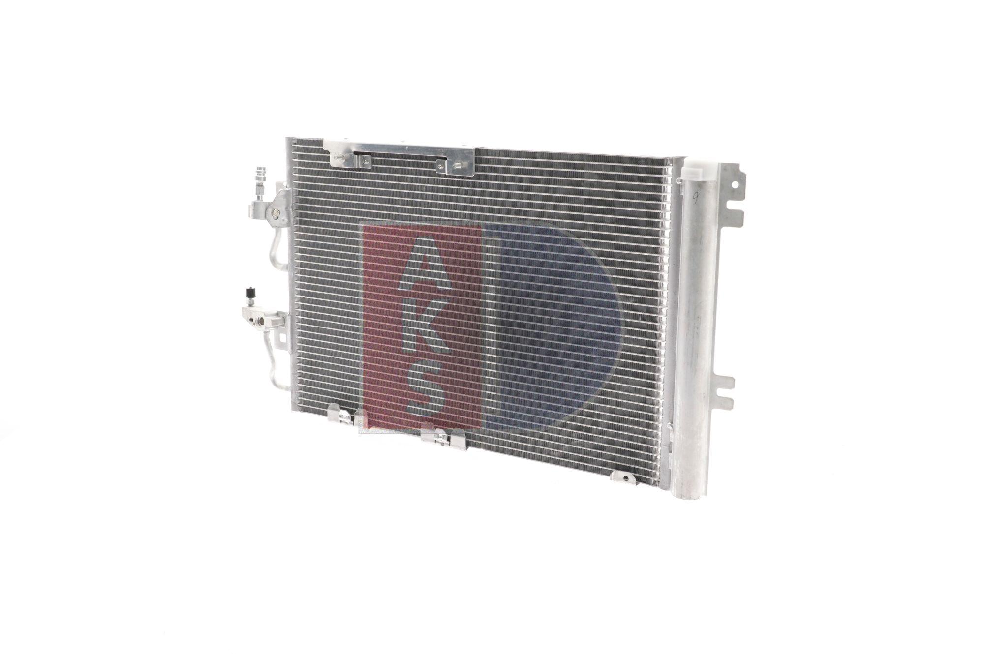 152015N AKS DASIS Kondensator, Klimaanlage - online kaufen