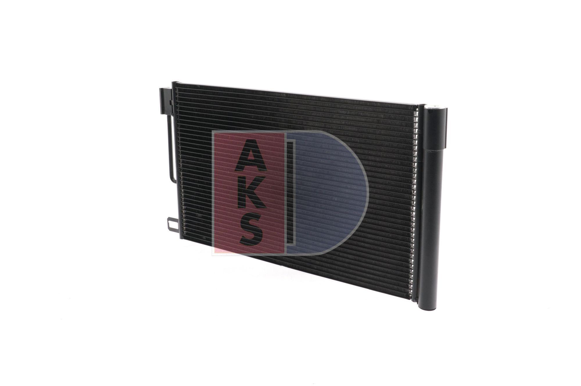 152031N AKS DASIS Kondensator, Klimaanlage - online kaufen