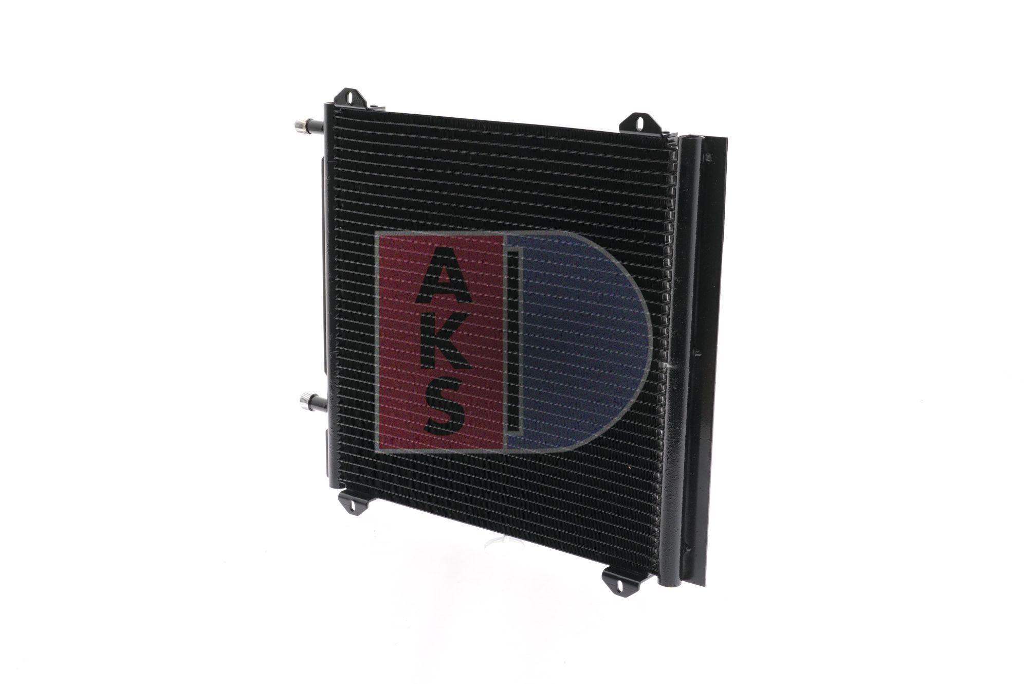 AKS DASIS 182023N : Condenseur pour Twingo c06 1.2 2001 58 CH à un prix avantageux