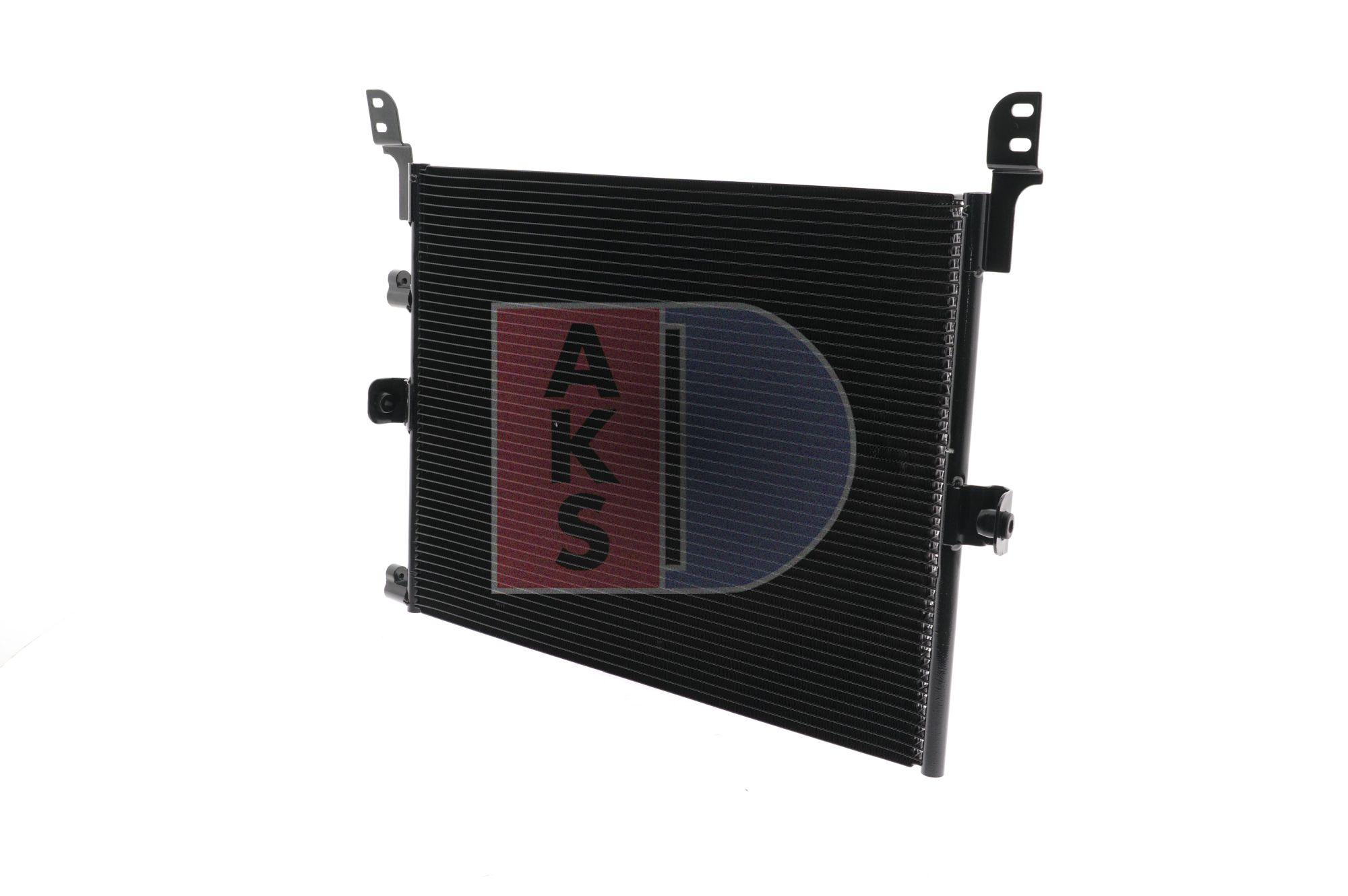 AKS DASIS Kondensor, klimatanläggning till RENAULT TRUCKS - artikelnummer: 182028N