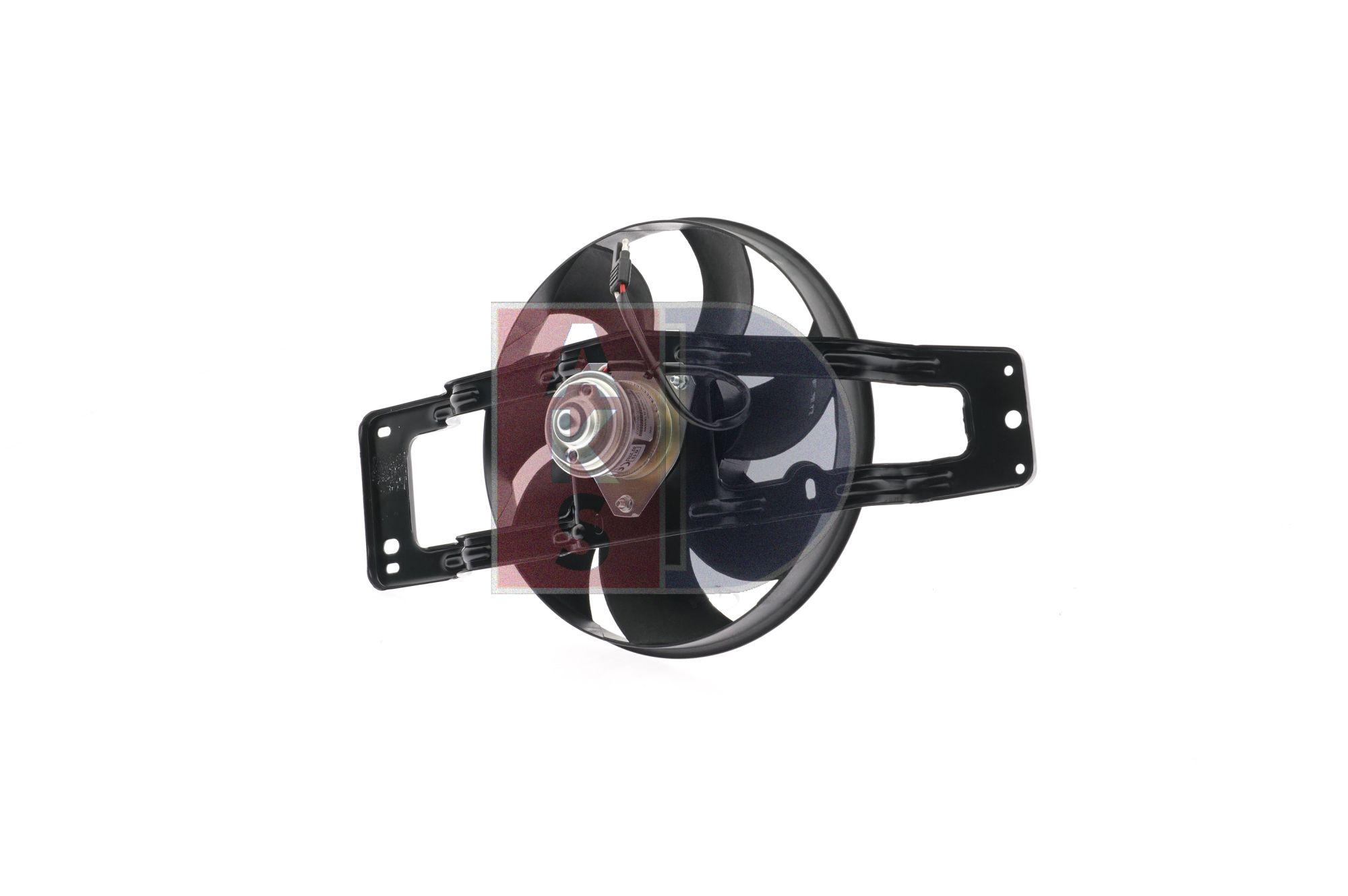 AKS DASIS 188019N : Ventilateur de moteur pour Twingo c06 1.2 2006 58 CH à un prix avantageux