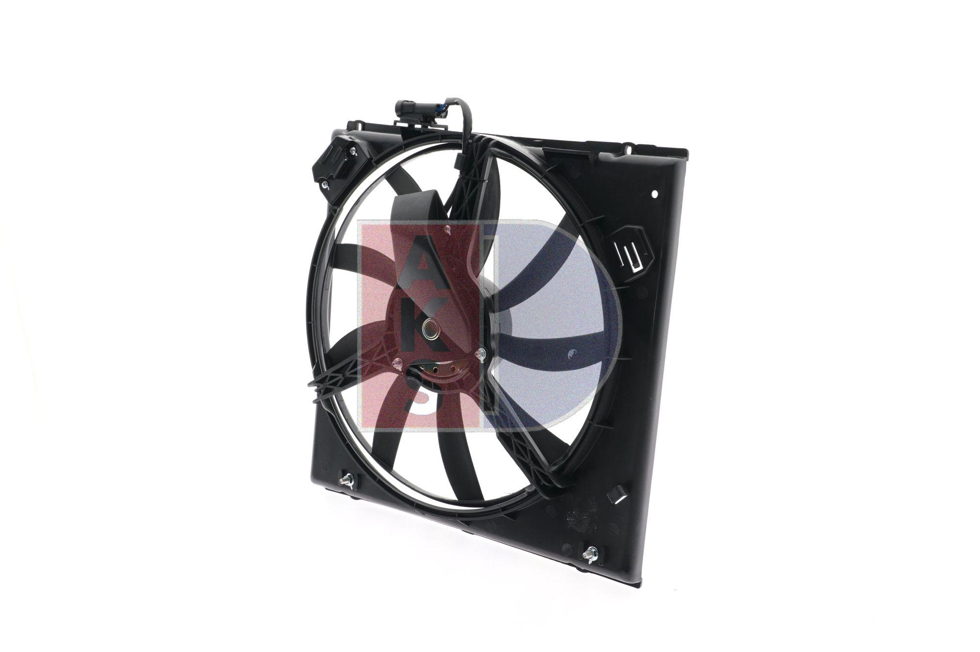 AKS DASIS 188034N : Ventilateur de refroidissement pour Twingo c06 1.2 2003 58 CH à un prix avantageux