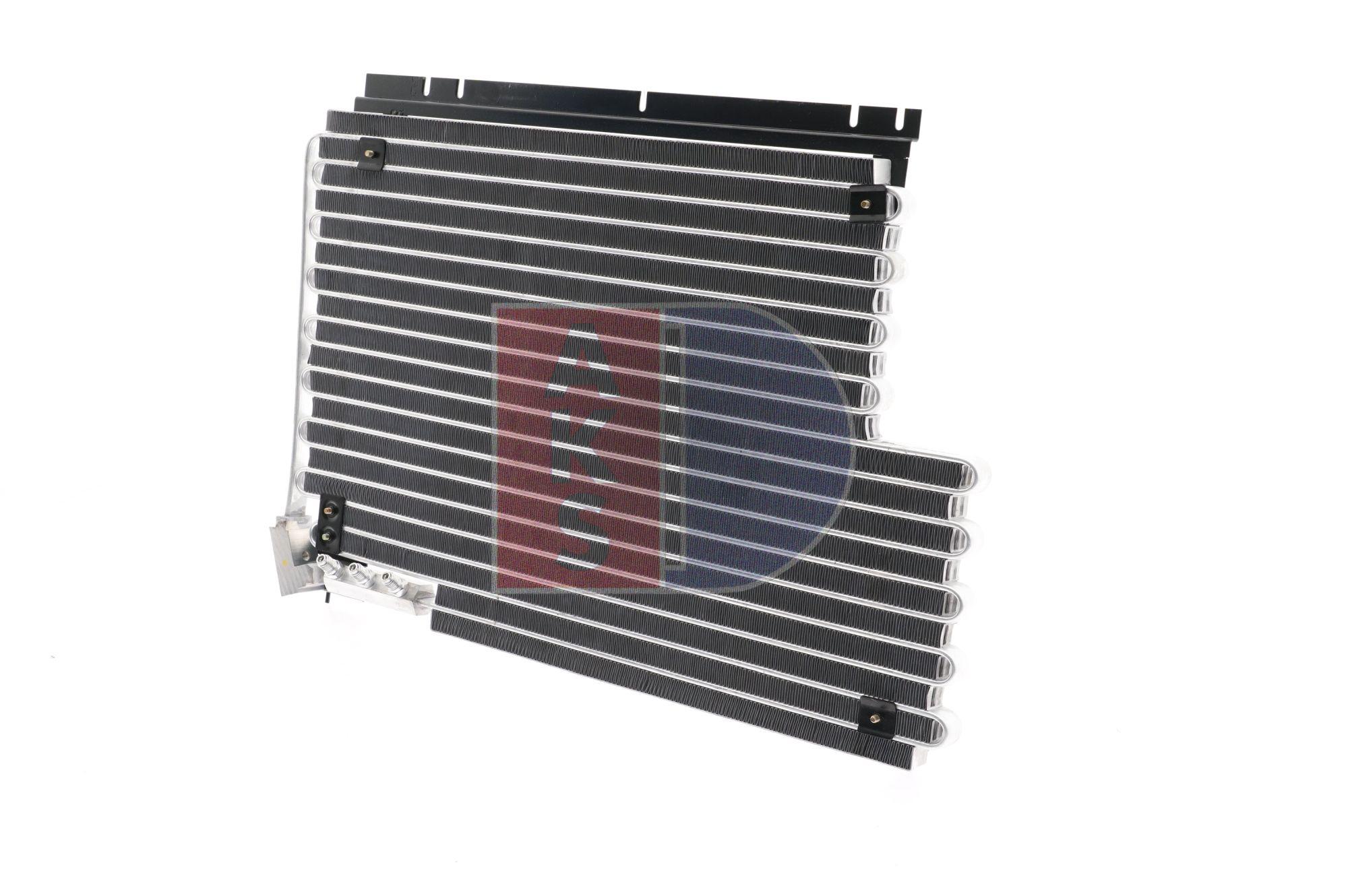 AKS DASIS: Original Kfz-Klimatisierung 222001N (Netzmaße: 580x397x21)