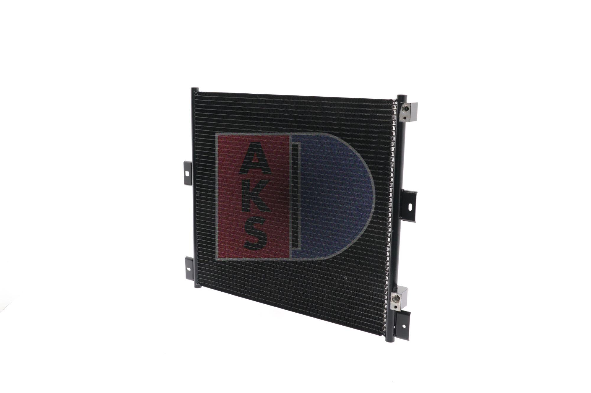 AKS DASIS Kondensor, klimatanläggning till RENAULT TRUCKS - artikelnummer: 392004N