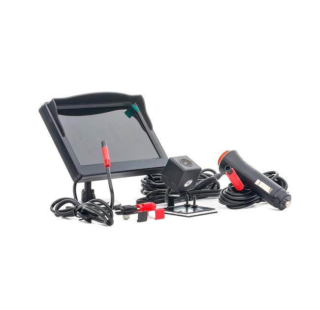 TITAN 0000002.0003818 Rückwärtskamera für Auto 12V, matt, schwarz, mit Kamera, ohne Sensor, 1,5Std., Aktivierung über Rückwärtsgang, ohne Radio-Stummschaltung niedrige Preise - Jetzt kaufen!