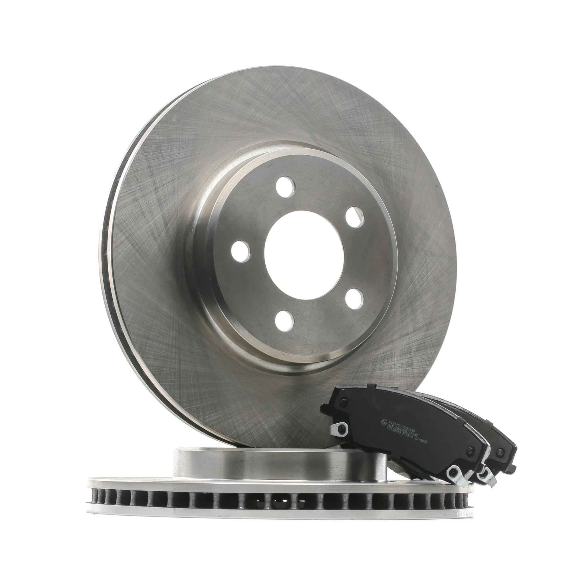 STARK: Original Bremsensatz SKBK-10991623 (Bremsscheibendicke: 18,8, 28mm)