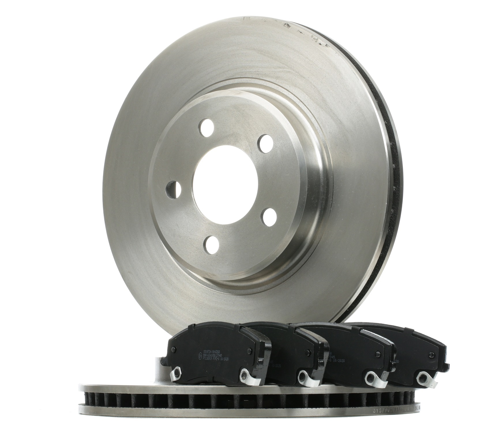 RIDEX: Original Bremsscheiben und Klötze 3405B1622 (Bremsscheibendicke: 18,8, 28mm)