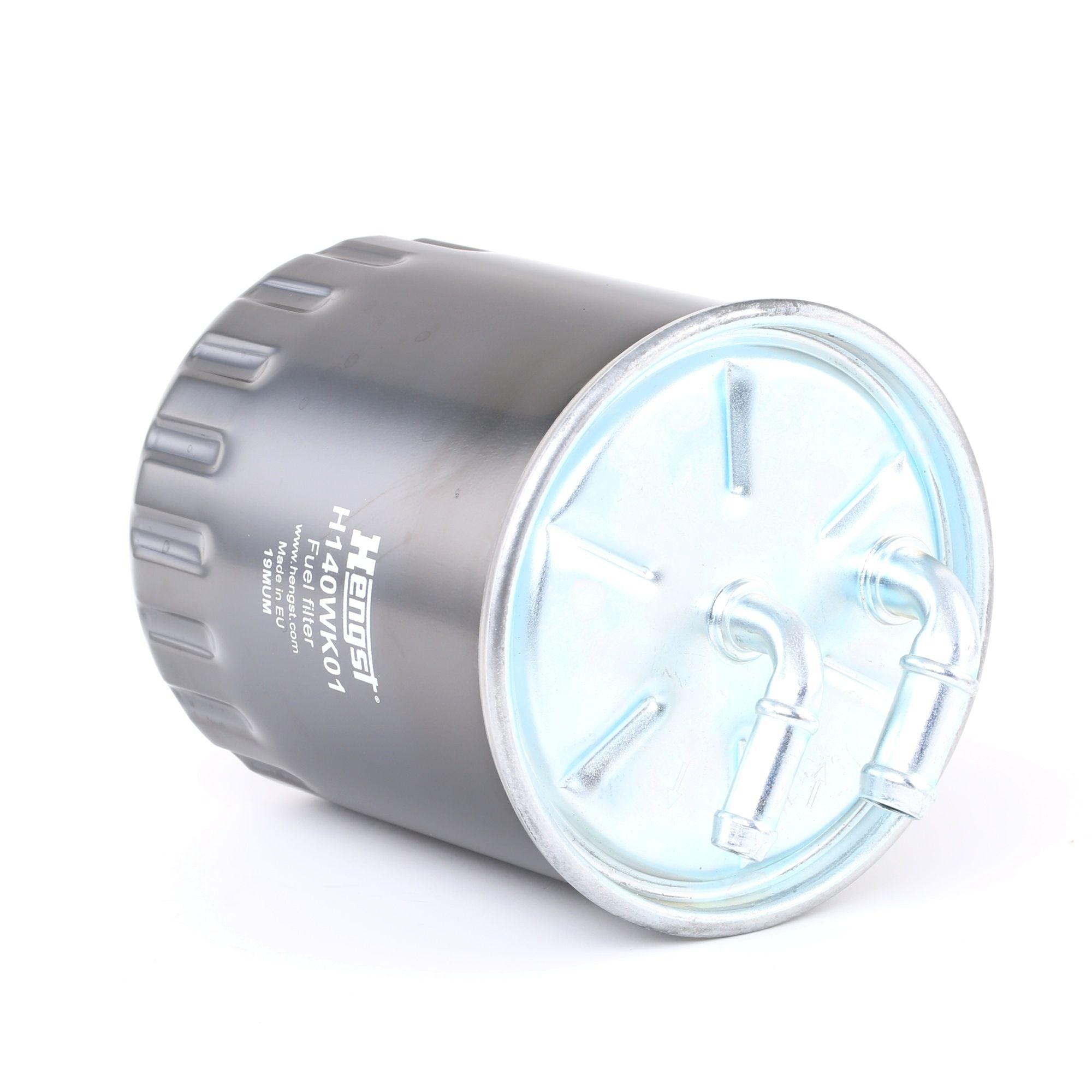 Achetez Filtre à carburant HENGST FILTER H140WK01 (Hauteur: 127mm) à un rapport qualité-prix exceptionnel