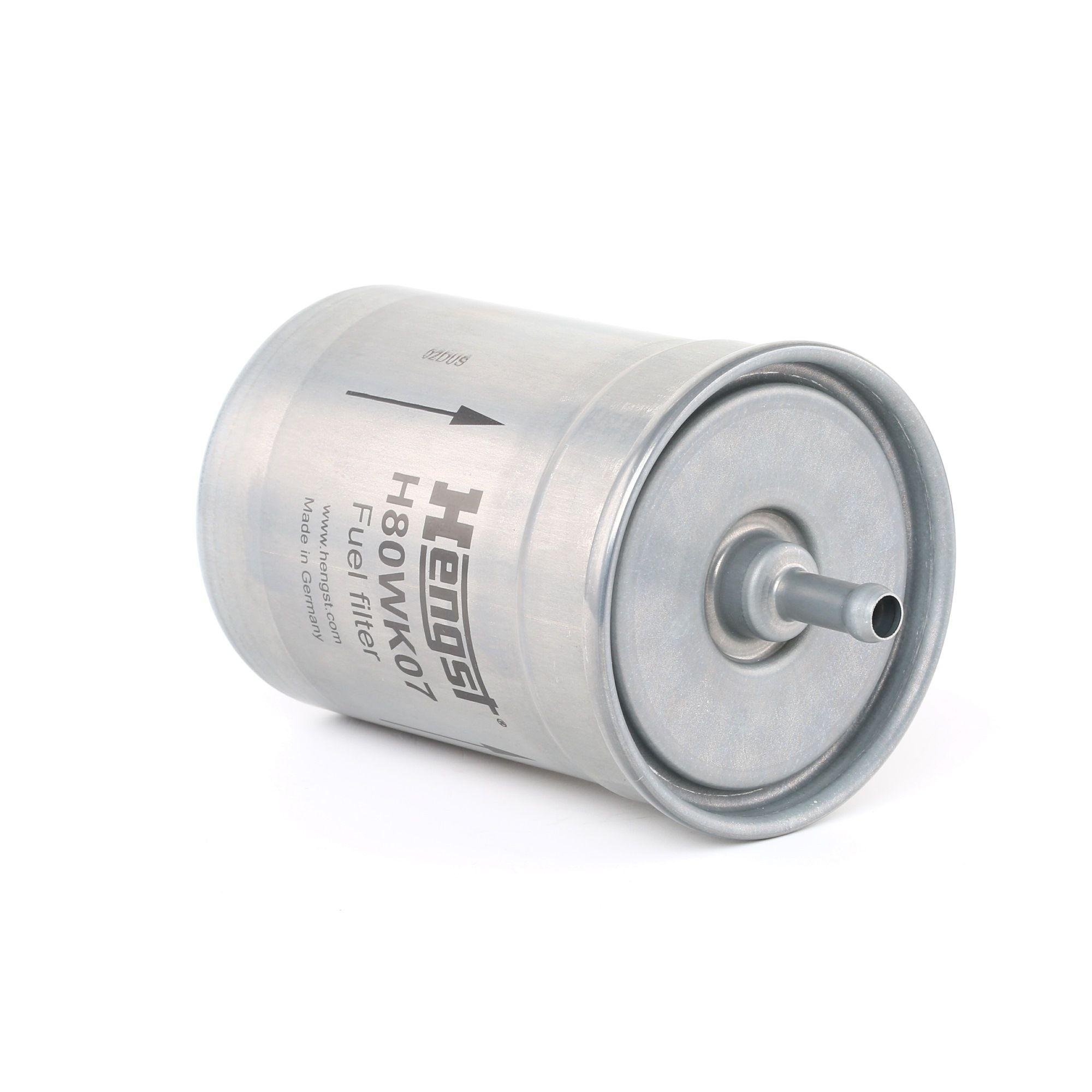 Skoda SUPERB HENGST FILTER Palivový filtr H80WK07