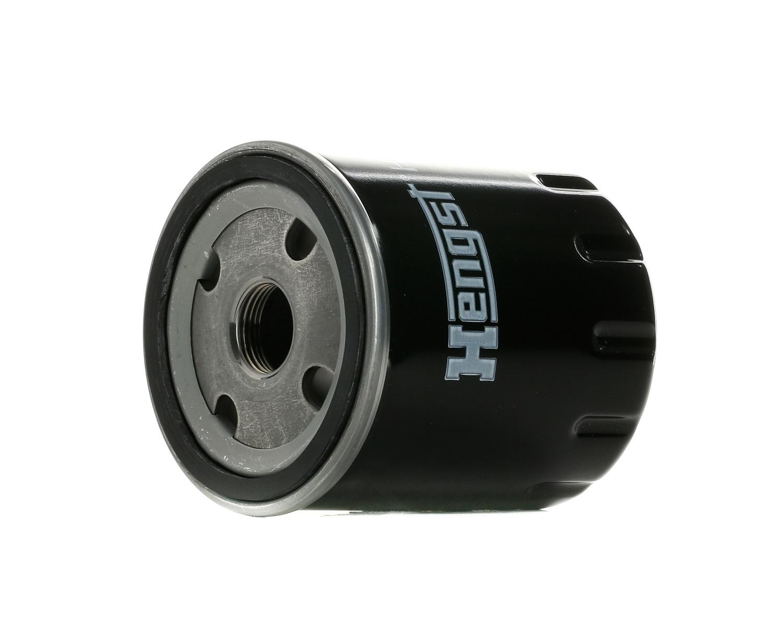 Origine Filtre à huile HENGST FILTER H90W13 (Ø: 76mm, Hauteur: 89mm)