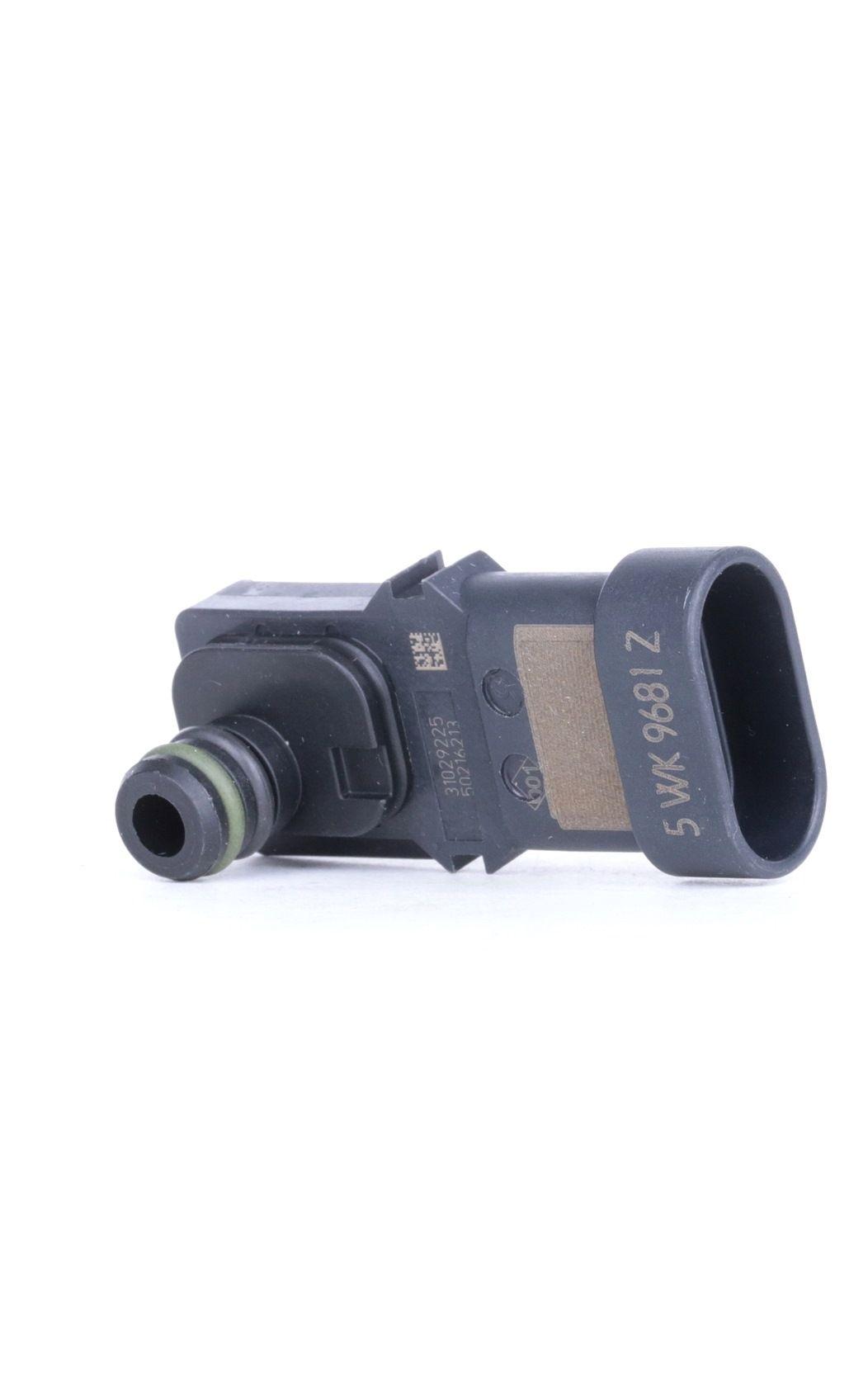 NISSAN 200SX Sensor, Saugrohrdruck - Original VDO 5WK9681Z Pol-Anzahl: 3-polig