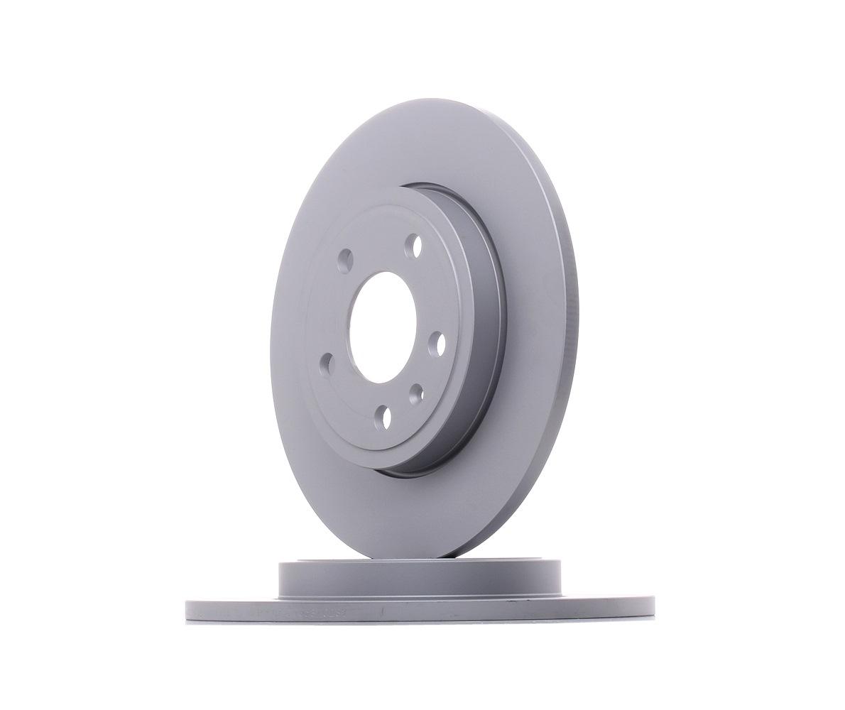 ZIMMERMANN Disc Brakes AUDI,SEAT 100.3310.20 8E0615601M Brake Rotors,Brake Discs,Disk Brakes,Brake Disc