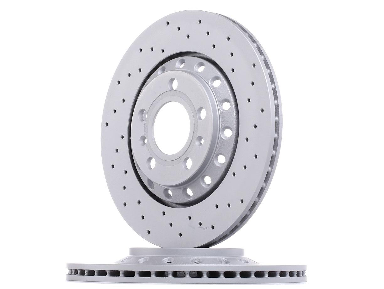 ZIMMERMANN Disc Brakes VW,AUDI 100.3311.52 4E0615601K,4E0615601K Brake Rotors,Brake Discs,Disk Brakes,Brake Disc