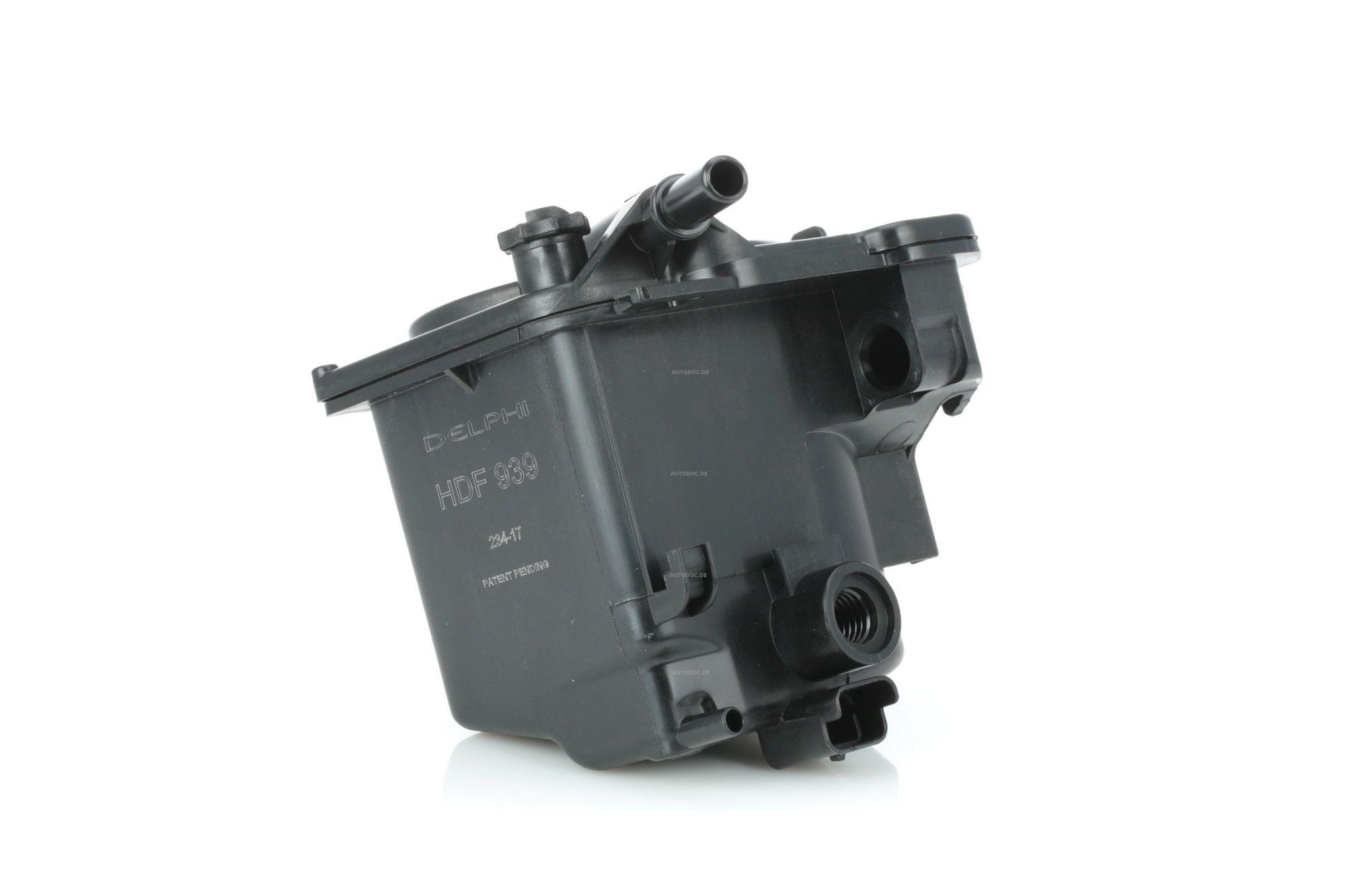HDF939 DELPHI s rychlospojkou, Vlożka filtra Palivový filter HDF939 kúpte si lacno