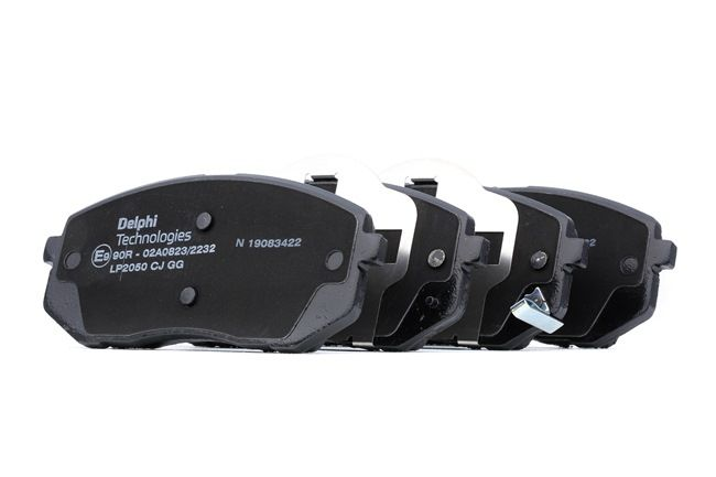 Bremsbelagsatz, Scheibenbremse LP2050 — aktuelle Top OE 58101-1DA00 Ersatzteile-Angebote