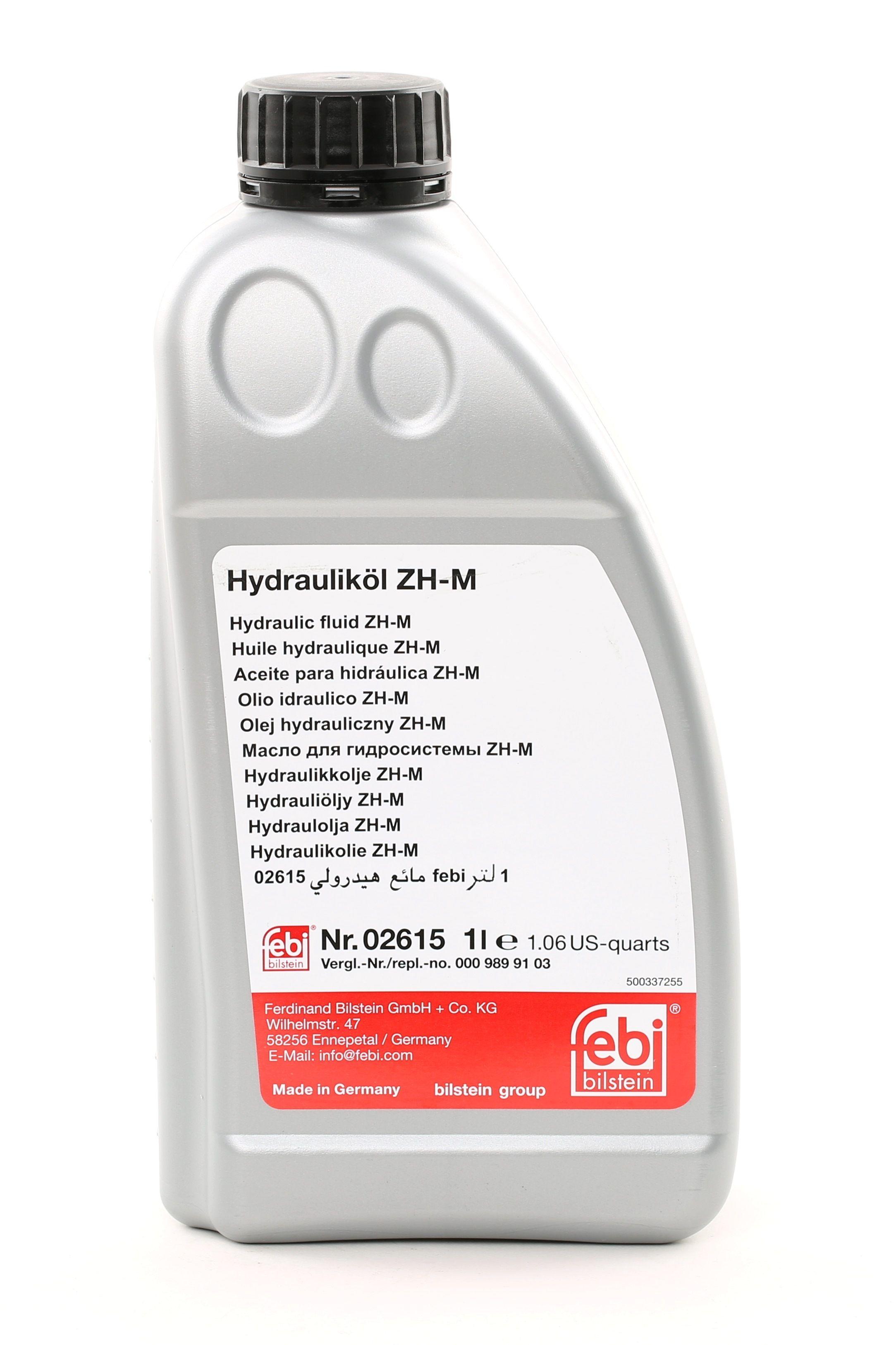 FEBI BILSTEIN: Original Zentralhydrauliköl 02615 ()