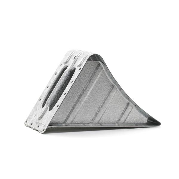 06926 Cunei bloccaruote 1,014kg, Lamiera d'acciaio, zincato del marchio FEBI BILSTEIN a prezzi ridotti: li acquisti adesso!