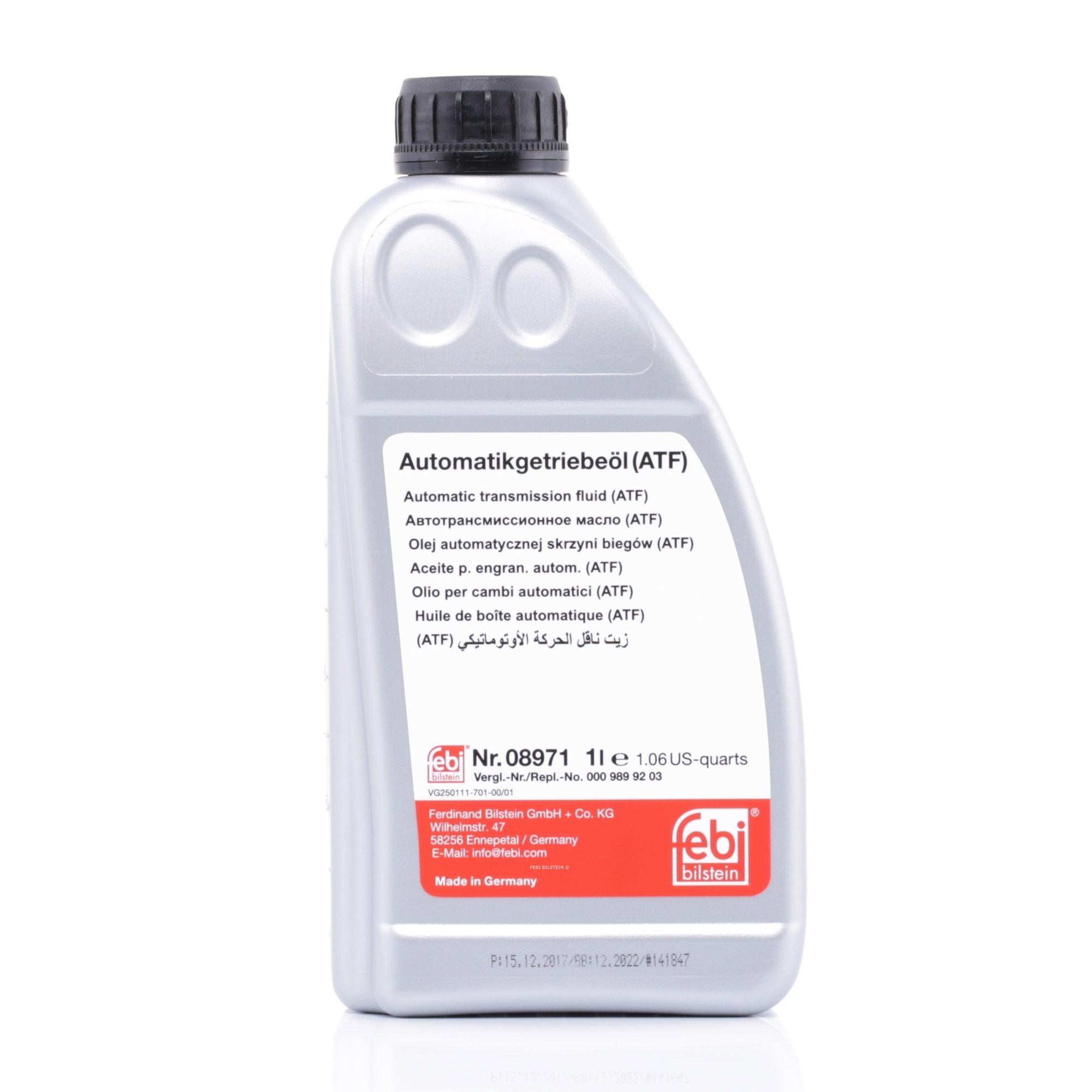 Hydraulický olej 08971 OPEL CALIBRA A v zľave – kupujte hneď!